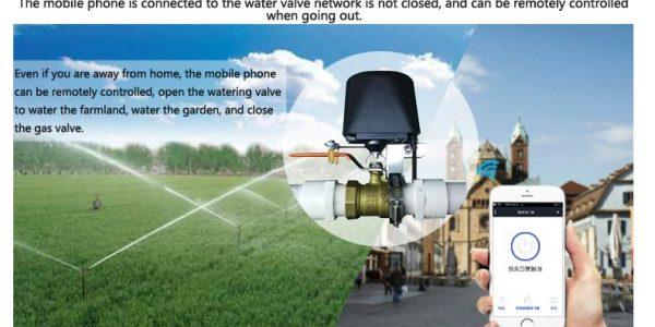 Smart valve wifi